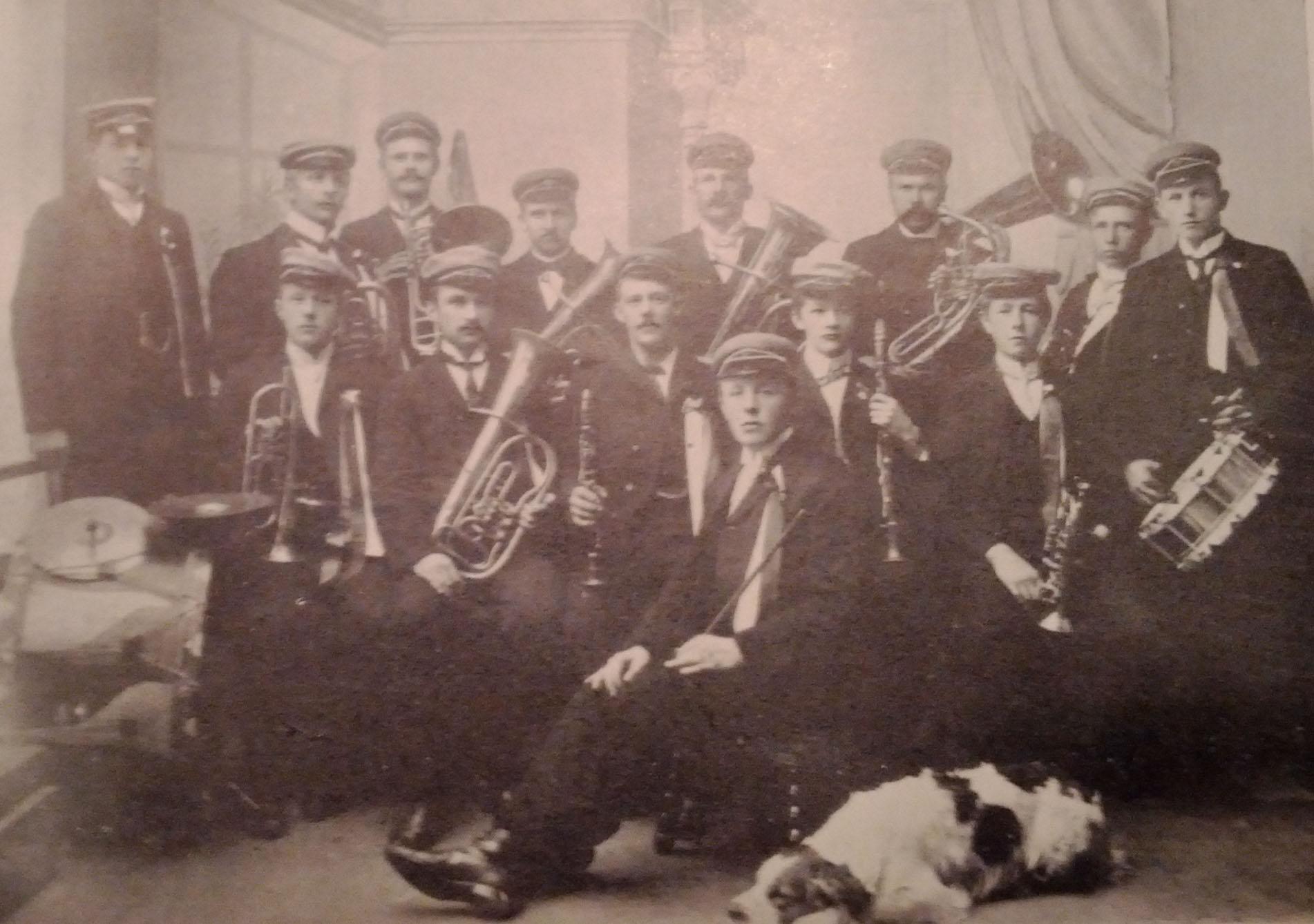 Medlemmer 1907