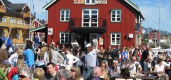 Markedet i Kabelvåg 2008
