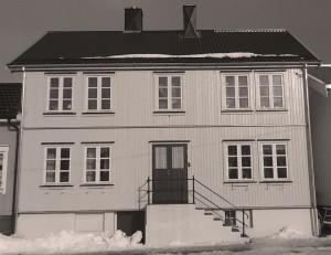 Her i Havnegata 5, ble KMF stiftet, 27. august 1887.