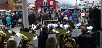 Markedet i Kabelvåg 2010