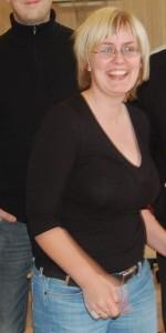 Dirigent Katrine Delp 2008-2009