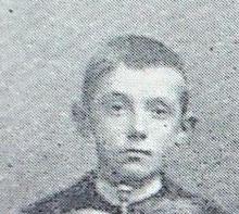 Dirigent Magnus Nilsen -12år-  1892