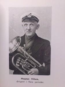 Magnus Nilsen 1901-1904, 1913