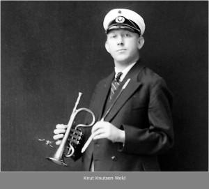 Dirigent Knut Knutzen Wold 1913-1949
