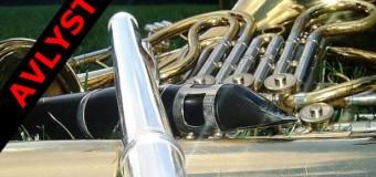 AVLYST: Brass og treblås-helger!