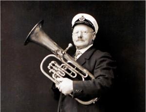 Baker Arnt Steen 1903-1906