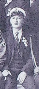 Trygve Thorgersen 1920-1924 + 1926