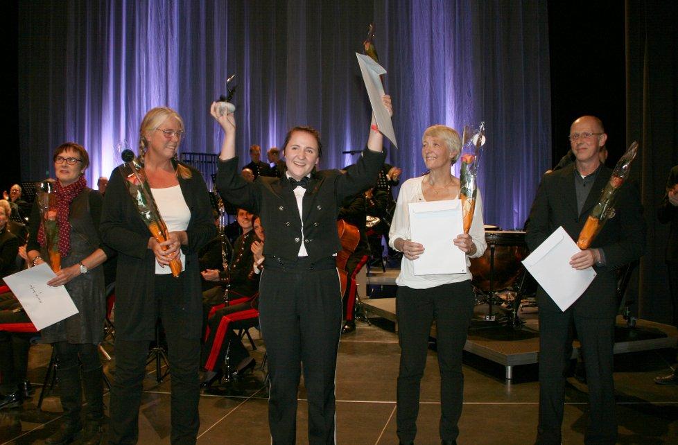 Musikkglede på Nordavind 2013