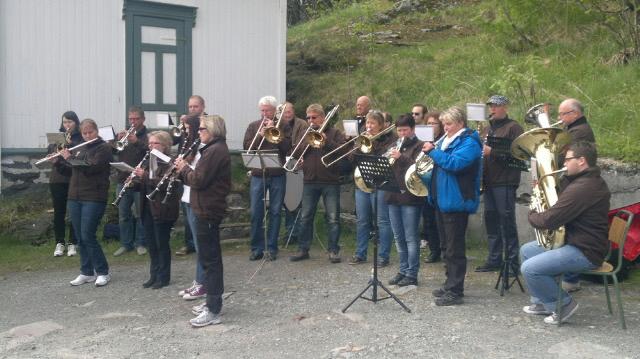 2012: Tur til Å