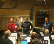 Dirigentsymposium med Kirk Trevor