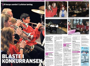 Faksimile Lofotposten 17. november